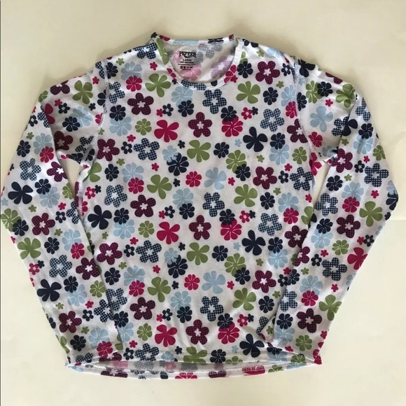 Hot Chillys Youth girls Pepper Skins Size Large